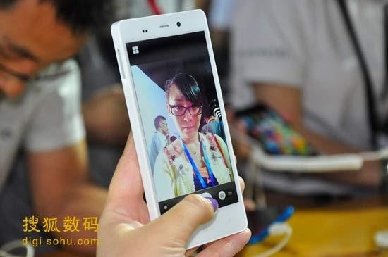 金立e7发布会下载_主打人性化的小清新 金立新旗舰E6手机发布-搜狐数码