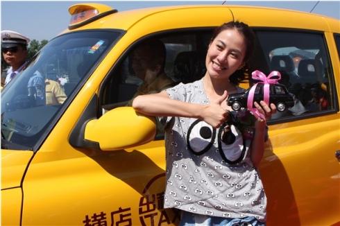 并以其独享的英式经典风范,成为享誉全球的唯一的专业出租车.图片