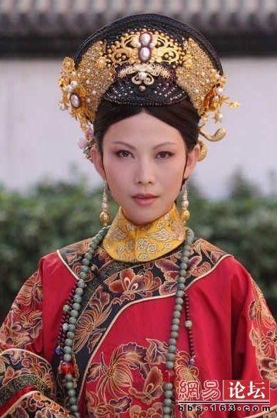 《甄嬛传》女演员盘点   孙俪在《后宫甄嬛传》中饰演甄嬛一角图片