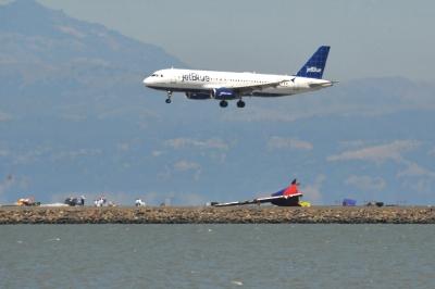 旧金山国际机场恢复正常运营