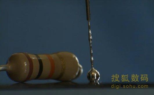 液态金属3D打印技术问世 可制作出柔性结构