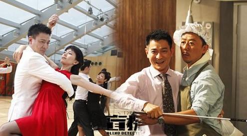 郭涛(微博)与高圆圆两位内地演员加盟《盲探》