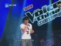《中国好声音-第二季张惠妹团队精编》第一期 李琦《趁早》