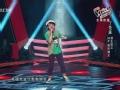 《中国好声音-第二季那英团队精编》第一期 丁克森《Bad Boy》