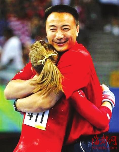 乔良为美国培养出两名奥运冠军