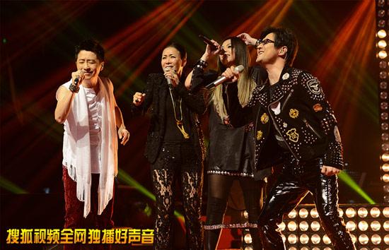 《中国好声音》第二季首播
