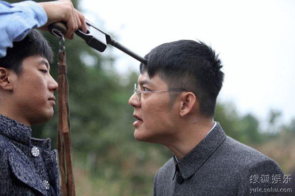 傅程鹏凌潇肃剧中冲突不断
