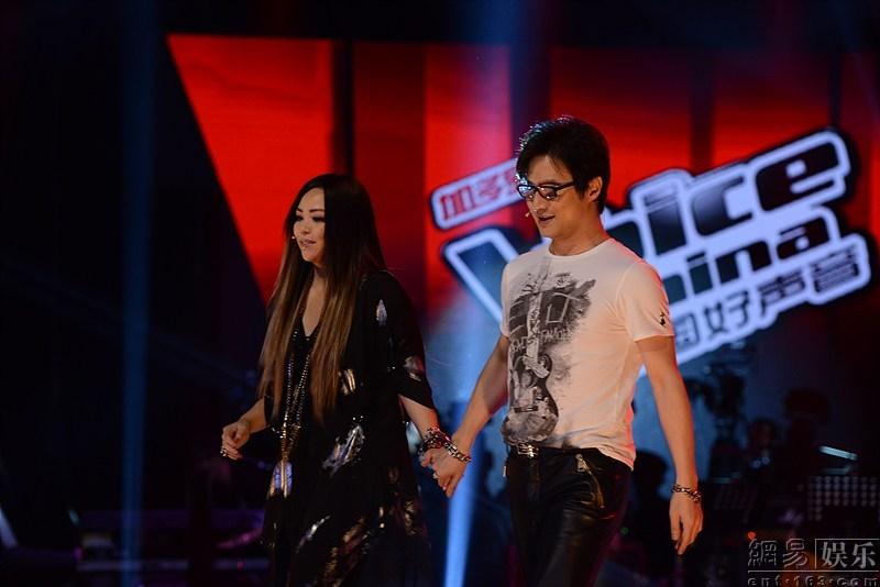 《中国好声音》第二季首播收视创纪录 那英张惠妹抢镜