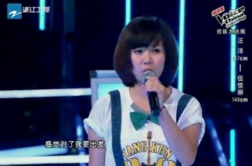 刘雅婷姚贝娜吉克隽逸 中国好声音最美女学员私照揭秘