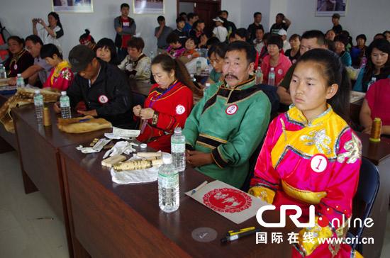 鄂伦春族在发展中努力传承民族文化 组图