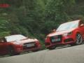[海外试驾]中文测试日产GT-R对战奥迪RS6