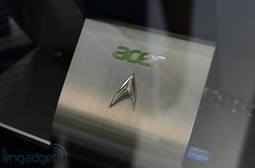 限量25台 宏�推出星际迷航合作版R7
