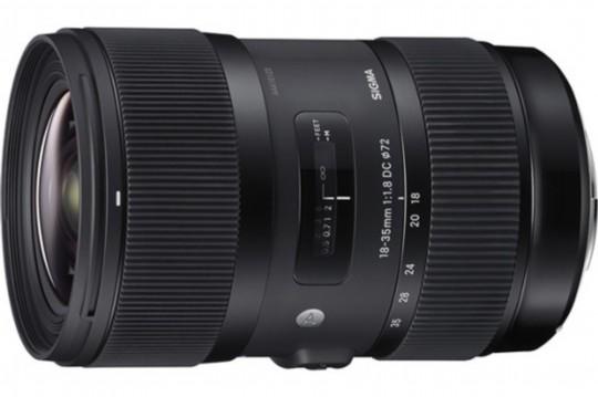 适马镜头大全_dxomark公布适马18-35mm f1.8镜头成绩(组图)