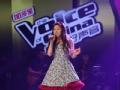 《中国好声音第二季片花》第二期 苏梦玫《老实情歌》