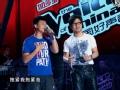 《中国好声音第二季片花》第二期 张恒远汪峰《像个孩子》