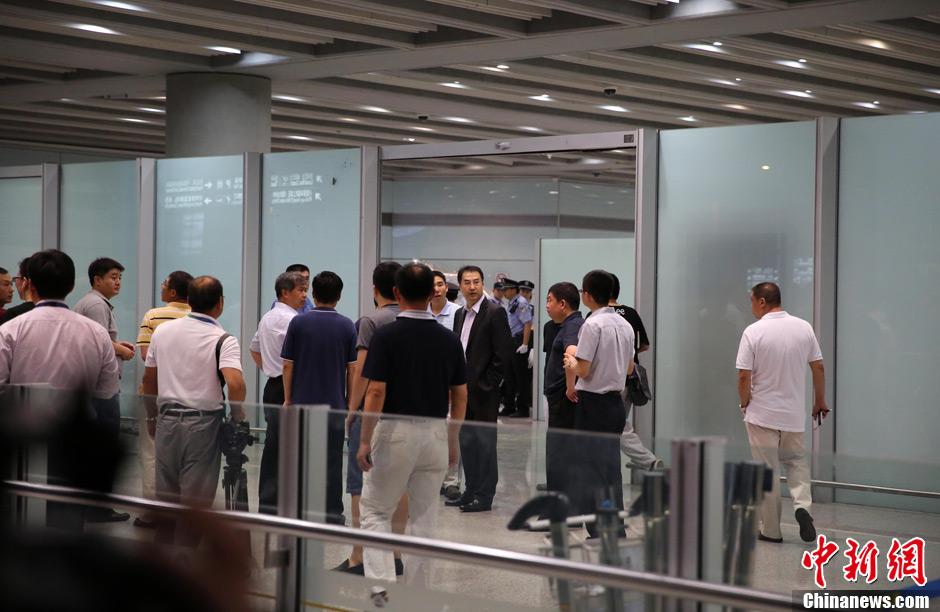【高清组图】首都机场T3航站楼发生爆炸