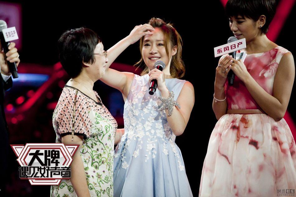 徐海星回归《中国好声音》 预测姚贝娜将夺第