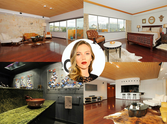 斯嘉丽约翰逊出售好莱坞寓所 售价47万美元