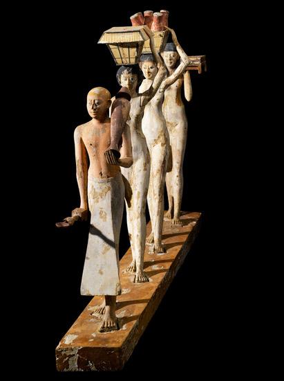 古埃及陪葬模型&#160