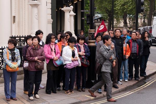 中国旅游团具备极高消费能力却为何不受待见?