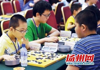 围棋段位赛第9轮结束 黄静远半目告负未能提前定段