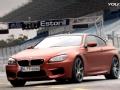 [海外新车]经济与操控结合 2014款宝马M6
