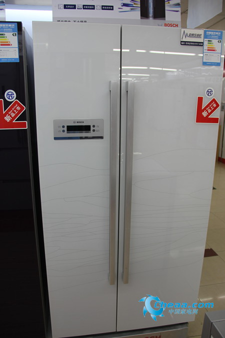 博世冰箱KAN62S22TI整体外观
