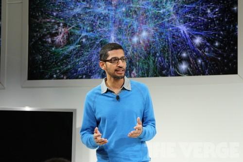 Nexus 7二代登场!谷歌发布会新品回顾