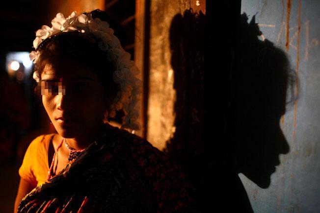 孟加拉国童妓的真实生活