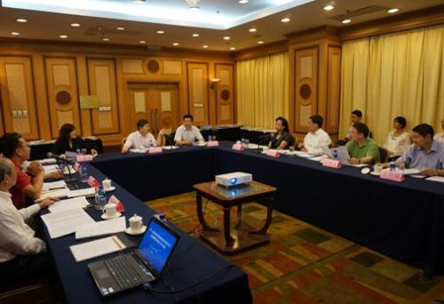 国务院侨办副主任任启亮在重点华侨华人创业团队评选工作会议上发表讲话