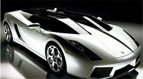 第三名兰博基尼爱马仕,3.8亿元 世界上最贵的十辆车 黄金