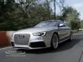 [海外试驾]2013款Audi RS5 高性能运动轿跑