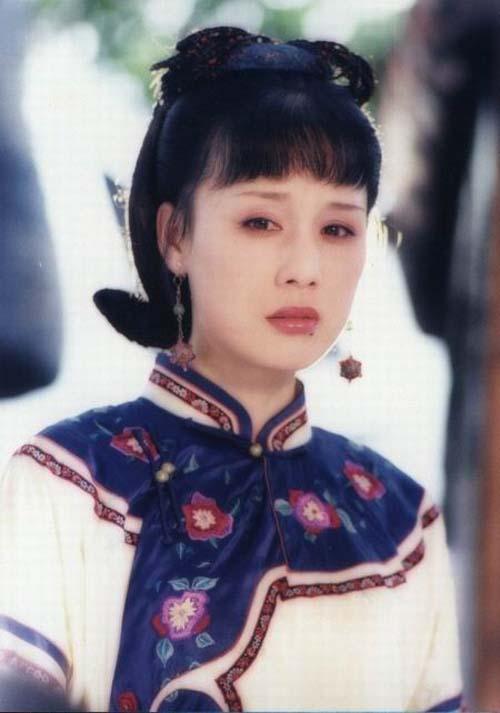 康熙王朝里的容妃,演技超好啊