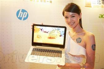 台湾市场:惠普东芝推超高分辨率笔记本电脑