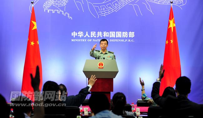 耿雁生:中国舰艇飞机在西太平洋享有航行飞越
