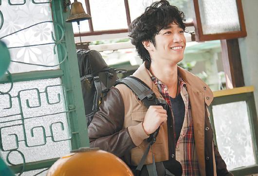 台湾演员刘以豪总绽放萌呆笑容,很有亲和力。 图自台湾公视