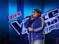 《中国好声音第二季片花》第三期 田园《夜太黑》