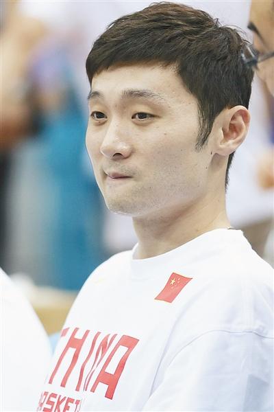 刘炜很可能因伤错过亚锦赛