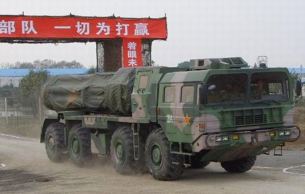 """揭秘解放军中国版""""龙卷风""""火箭炮 打击精度高图片"""