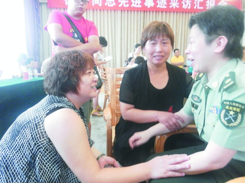 张笋/本报记者张清华实习生李晓芳文/图
