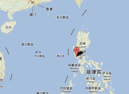 菲律宾拟搬迁空军和海军营区以便迅速进入南海(图)