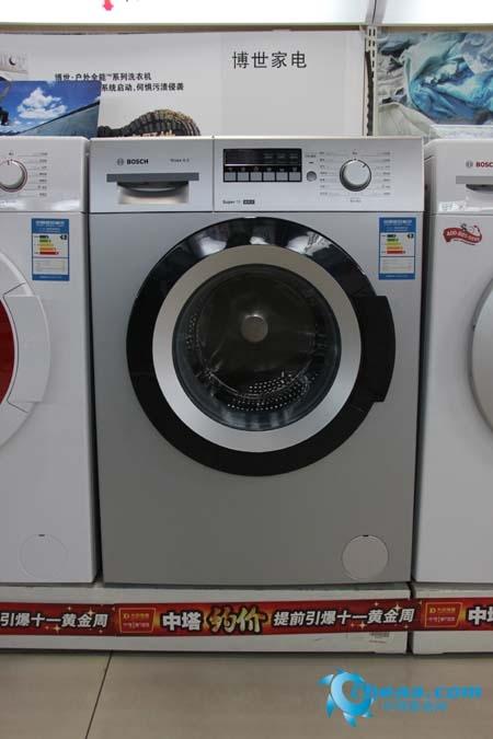 博世WAE20268TI洗衣机外观