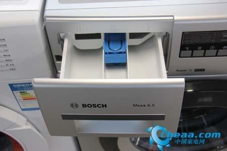 博世WAE20268TI洗衣机洗涤剂盒