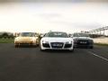 [海外试驾]高手对决 911 vs GT-R vs Audi R8