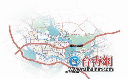 漳州市区未来规划建多座立交桥 道路分四个等级