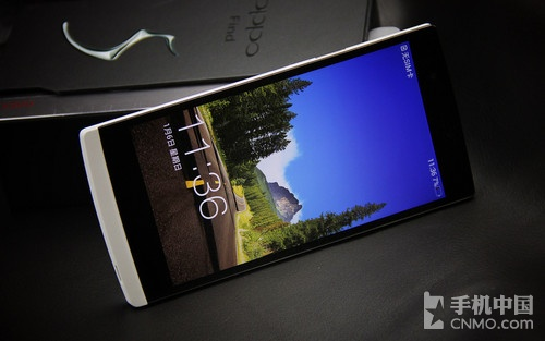 OPPO Find 5正面图片