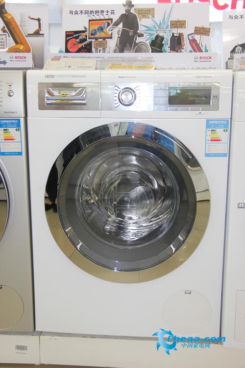 博世WAY32880TI滚筒洗衣机整体外观