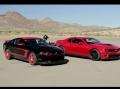 [海外试驾] 美式肌肉车的对决 科迈罗VS野马