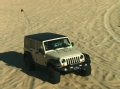 [海外试驾]硬派越野 Jeep Rubicon飞跃沙丘