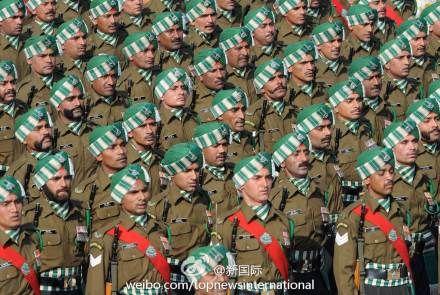 资料图:印度军队